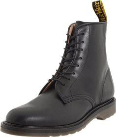 Dr. Martens Dr Martens Mens Jeffery Boot in Black for Men - Lyst