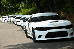 Dodge joins the Star Wars promotional blitz with Stormtrooper Chargers