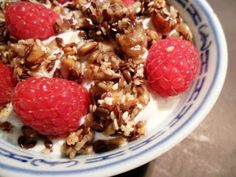 LCHF-bloggen: august 2010 Lchf, Oatmeal, Low Carb, Sweets, Breakfast, Fat, Blogging, The Oatmeal, Morning Coffee