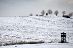 """12. Februar 2015: """"Mühlviertel. Viel Gegend."""" Mehr Bilder auf: http://www.nachrichten.at/nachrichten/fotogalerien/weihbolds_fotoblog/ (Bild: Weihbold)"""