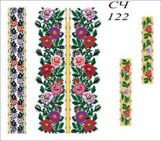 Cross Stitch Floss, Needlepoint Patterns, Santorini, Floral Tie, Embroidery, Handmade, Cross Stitch, Rose Trees, Punto De Cruz