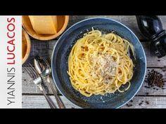 Cacio e Pepe Spaghetti, Ethnic Recipes, Youtube, Food, Meals, Yemek, Noodle, Youtubers, Youtube Movies