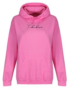 Warm-up and wind down in our stylish Essence loungewear range autographed by Tikiboo!  This bubblegum pink hoodie will add a touch of colour and warmth to your autumn/winter fitness wardrobe. Throw on after your workout or snuggle up at home watching your favourite box set. Bubblegum Pink, Bubble Gum, Loungewear, Range, Touch, Warm, Unisex, Autumn, Colour