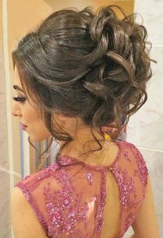 Bridal hair inspiration, kids updo hairstyles, hairstyles for weddings bridesmaid, hair for bridesmaids Kids Updo Hairstyles, Formal Hairstyles, Pretty Hairstyles, Wedding Hairstyles, Bridesmaids Hairstyles, Glamorous Hairstyles, Hairstyle Ideas, Quinceanera Hairstyles, Boho Bridesmaids