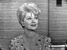 What's My Line? - Lucille Ball; Buddy Hackett [panel]; Martin Gabel [pan...