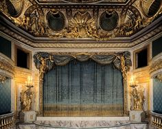 The Queen's Theatre at the Petit Trianon