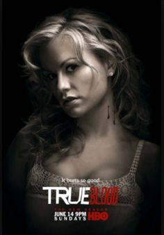 Anna Paquin from True Blood