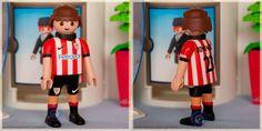 Futbolista del Athletic Club de Bilbao.