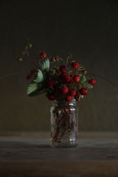 Flowers and feasts - Part 2 Midsummer's Eve, Wild Strawberries, Dark Winter, Strawberry Cakes, Holiday Traditions, Ikebana, Flower Crown, Bonsai, Glass Vase