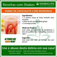 Receita com Shake Herbalife Experimente esta delicia em casa!  Visite o Blog Foco em Vida Saudavel da Consultora Independente Herbalife São Paulo www.focoemvidasaudavel.com.br  Para maiores informações sobre produtos, preços, como comprar e oportunidade de negocio, por gentileza entre em contato com a Distribuidora Independente Herbalife:  SILVANA COSTA GONÇALES silvana.goncales@globo.com whatsapp (11)97153-0245  Veja outras receitas em: nutricao.herbalife.com.br