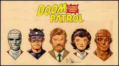 Doom Patrol original