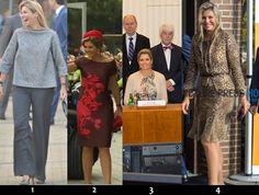 Poll: Favoriete outfit oktober 2014 | ModekoninginMaxima.nl