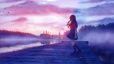 Sunny/Rainy Day Anime Wallpaper- Sunny/Rainy Day Anime Wallpaper Awesome Wallpaper Engine Anime Wallpaper and more in the link below. Moving Wallpapers, Anime Backgrounds Wallpapers, Live Wallpapers, Animes Wallpapers, 1440x2560 Wallpaper, Anime Wallpaper Phone, Anime Scenery Wallpaper, Wallpaper Awesome, Sky Aesthetic