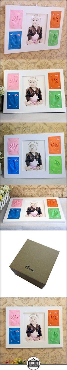 SHINA Foto Dedicada Almohadilla de Tinta Mano Marco Almohadilla de tinta de la mano sistema del bebé Regalo del bebé de cien días  ✿ Regalos para recién nacidos - Bebes ✿ ▬► Ver oferta: http://comprar.io/goto/B01MXXPD3V