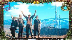 """""""Final Fantasy XV"""" receberá modo """"New Game Plus"""" na semana que vem - https://anoticiadodia.com/final-fantasy-xv-recebera-modo-new-game-plus-na-semana-que-vem/"""