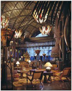 Animal Kingdom Lodge ~ Walt Disney World Resort l Lake Buena Vista, Florida