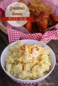Grandma's Famous Potato Salad