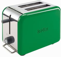 DELONGHI Kmix 2-Slice Toaster Green $69.95 TOTAL! TOP BRANDS * LOWEST PRICES * FREE WORLD SHIPPING * CULINART WEBSITE: www.shopculinart.com