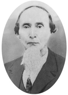 Albert Hamilton Latimer was born in Tennessee in 1800. He was a lawyer who came to Texas in 1833. After serving at the Convention of 1836, he supplied wild cattle to the Texan Army. He later was a representative to the Texas Congress from 1840-1842 and a delegate to the Convention of 1845.
