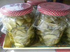 Svéd uborka télire Mason Jars, Mason Jar, Glass Jars, Jars