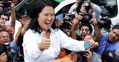 Eleições no Peru terão 2º turno com Keiko Fujimori, aponta boca de urna