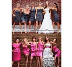 i have 5 bridesmaids WE HAVE TO DO THIS!!!!!!!!!!