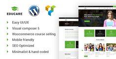 EduCare - Learning & Academy WordPress theme (Education) - http://wpskull.com/educare-learning-amp-academy-wordpress-theme-education/wordpress-offers