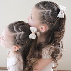 haar kinderen meisjes haar kinderen meisjes 91 adorable heart hairstyles cute hairstyles for kids you will love! Childrens Hairstyles, Cute Hairstyles For Kids, Baby Girl Hairstyles, Princess Hairstyles, Pretty Hairstyles, Braided Hairstyles, Heart Hairstyles, Kids Hairstyle, Hairstyles Pictures