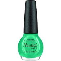 *Nicole by OPI Nail Lacquer, Respect The World, $6.99
