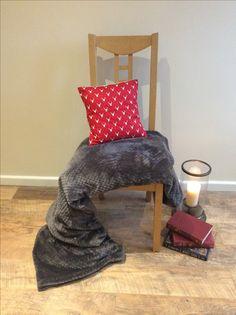 Items similar to Handmade Decorative Christmas Reindeer Cushion on Etsy Handmade Decorations, Floor Chair, Sally, Reindeer, Bean Bag Chair, Cushions, Sew, Flooring, Trending Outfits