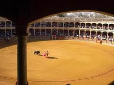 Barcelona, Spain  Bullfighting Ring  It was.... different.