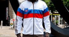 The #Adidas #Haïti Track Top @EnLawded