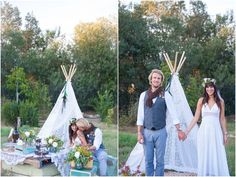 Ethical Boho Wedding Inspiration
