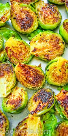 Fork-tender Pan Fried Brussel Sprouts ready in 15 minutes. It makes a perfect side dish for any occa Pan Fried Brussel Sprouts, Cooking Brussel Sprouts, Brussels Sprouts, Healthy Vegetable Recipes, Healthy Vegetables, Spiralizer Recipes, Most Popular Recipes, Favorite Recipes, Veggie Dishes