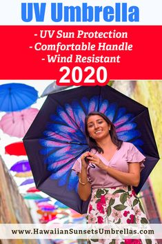 Enjoy a beautiful UV Umbrella that protects your skin while looking great for photos! Uv Umbrella, Umbrella Cards, Small Umbrella, Best Umbrella, Compact Umbrella, Black Umbrella, Travel Umbrella, Folding Umbrella, Rain