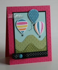 LW Designs: Up, Up & Away In My Beautiful Balloon