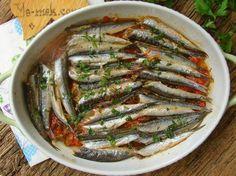 Lezzetli, besleyici, sağlıklı ve yapımı bir o kadar kolay bir balık tarifi... Üstelik fırında olduğu için de kokusuz :)