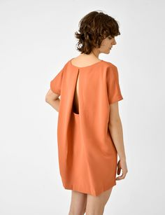 Kaarem angle mini open back dress at Bird   ShopBird.com Open Back Dresses c370ab14973