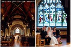 Coal Harbour, Christ Church Cathedral, Vancouver Art Gallery Wedding