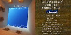 """TG Musical e Teatro in Italia: """"Dai Favonio all'Alba"""" il live tour dei FAVONIO ar..."""