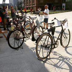 Inny wymiar bicykla. @Industriada w #MuzeumŚląskie