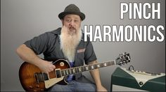 How to Get Pinch Harmonics Like Billy Gibbons From ZZ Top - YouTube