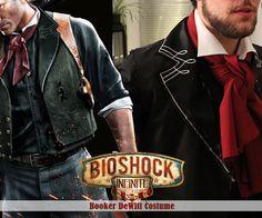 Bioshock Infinite - Booker DeWitt Vest