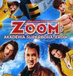 Zoom (2006) Dual Audio Hindi Movie DVDRip 720p 550MB