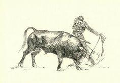 CABALLOS DE PAPEL .: Toros y toreros