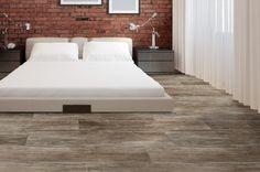 BuildDirect – Porcelain Tile - Totem Series - Made in USA – Elm - Bedroom View