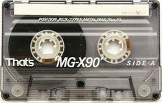 That's MG-X 90