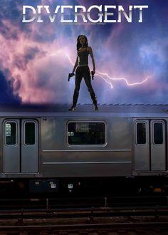 Divergent Movie Poster Art ~ Tris Prior☠