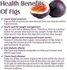 10 Amazing Health Benefits Of Figs