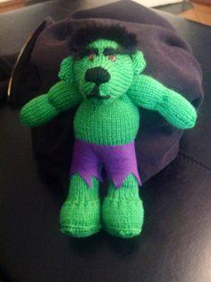 Hulk Bear